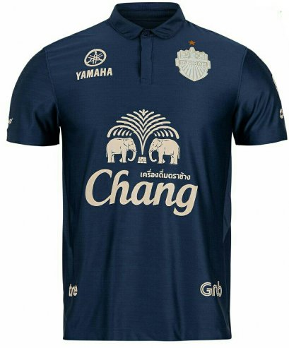 2020 Buriram United Thailand Football Soccer League Jersey Shirt Home Blue