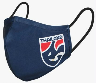 Warrior Elephant Mask Thailand National Team Thai Changsuek Reusable Fabric Mask