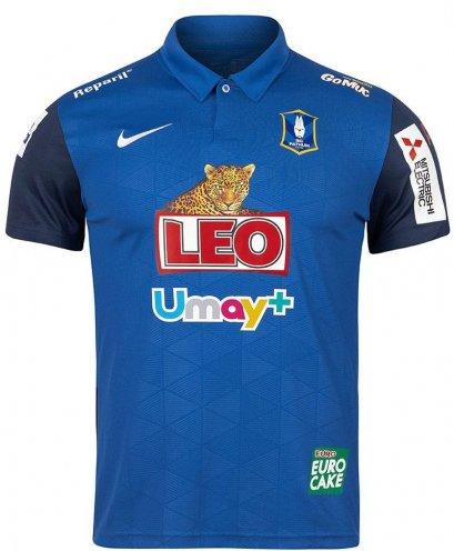 2020 Bangkok Glass BG Phatum BGPU FC Thailand Football Soccer League Jersey Shirt Blue Home