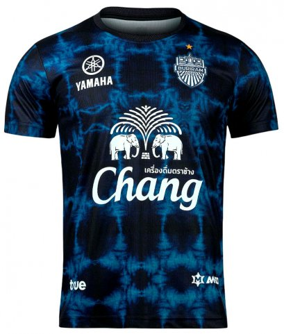2021 Buriram United Thailand Football Soccer League Jersey Shirt Blue