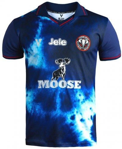 Chiang Mai United 2020 Thailand Football Soccer League Jersey Shirt Away Blue L