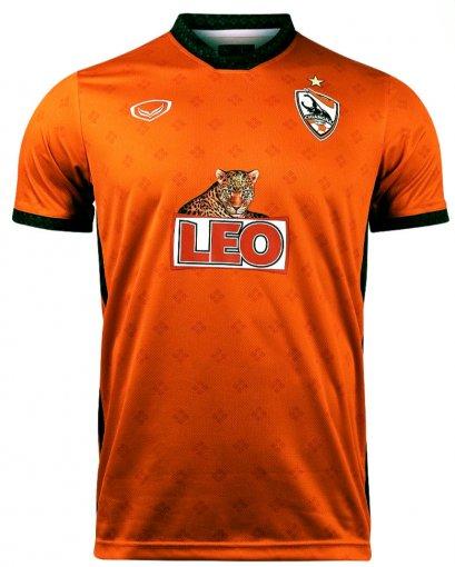 2021 Chiang Rai United FC Thailand Football Soccer League Jersey Shirt AFC Champion League ACL Orange Player Edition