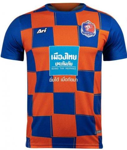 Port FC 2021 Thailand Football Soccer League Jersey Shirt Home Blue AFC Champion League ACL Player Edition