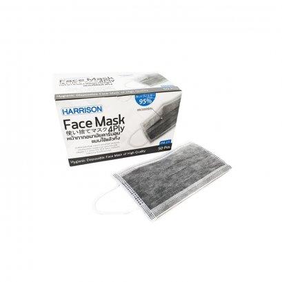 ผ้าปิดปากคาร์บอน  PM 2.5 HARRISON