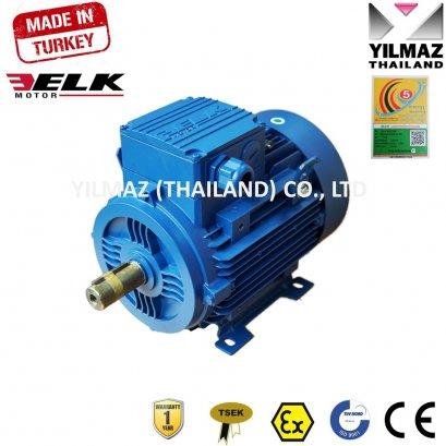 ELK Motor 3EL080M4D-PD-A0-000, 0.75kW., 4P