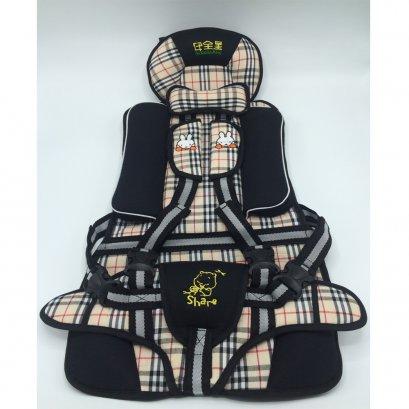 เบาะนั่งเด็ก 2 in 1 เบาะคาร์ซีทสำหรับเด็ก ขนาด 30*75 ซม. คุณภาพดีเยี่ยม เกรดA