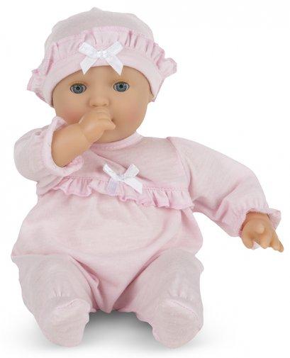 Melissa & Doug รุ่น 4881 Jenna  Baby Doll  ชุดตุ๊กตาเบบี๋เด็กผู้หญิง ส่งเสริมความสัมพันธ์ สร้างความอ่อนโยน