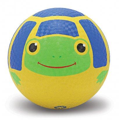 Melissa & Doug รุ่น 6033 Turtle Kickball ชุดลูกบอลเล่นชายหาด รุ่นเต่า เล่นแบบ Active Play พัฒนากล้ามเนื้อของเด็กๆ