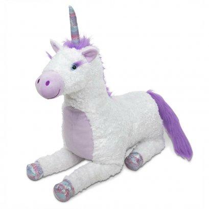 30405  Stuffed Animal - Jumbo Misty Unicorn (Stock)
