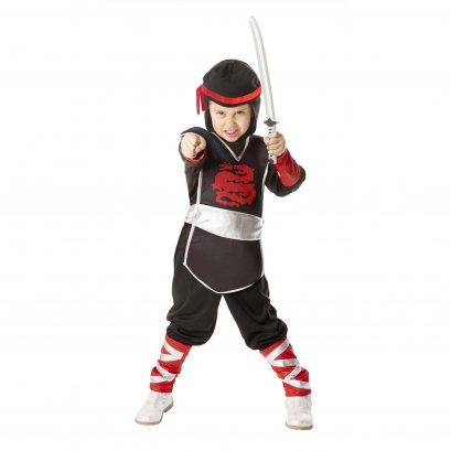 8542 ชุดสวมบทบาท นินจา Ninja Role Play Costume Set