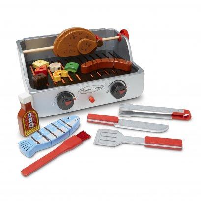 9269  ชุดเล่น บาร์บีคิว พร้อมอุปกรณ์ครบชุด ส่งเสริมการเล่นสวบบทบาท Rotisserie & Grill Barbecue Set