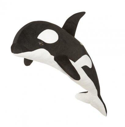8802 Stuffed Animal - Giant Orca (stock)