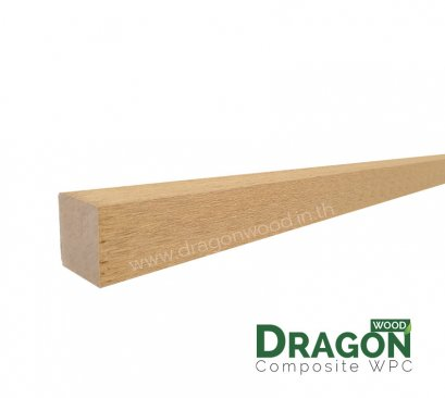 ไม้ระแนงตัน 1.5x1.5 นิ้ว