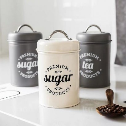 Coffee storage set