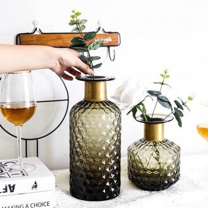Gorgeous Gold vase