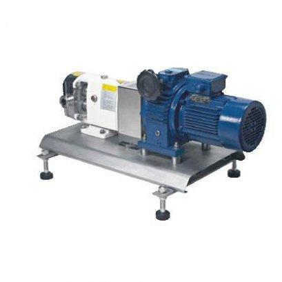 Lobe Pump Mechanical Variable