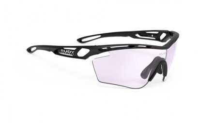 Tralyx SLIM Golf Black Matte - ImpactX Photochromic 2 Laser Purple