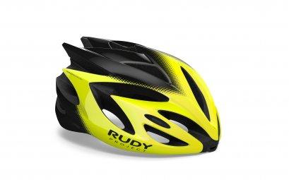 Rush Yellow Fluo Black Shiny