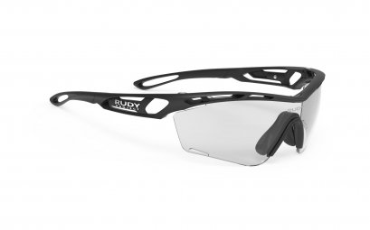 Tralyx SLIM Matte Black - ImpactX Photochromic 2 Black