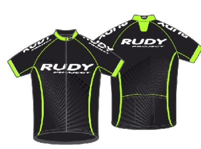 Maglia Race Pro Lime Fluo
