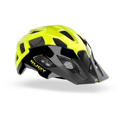 Crossway Black-Yellow Fluo (Shiny)