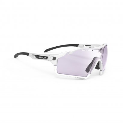 Cutline White Gloss / ImpactX Photochromic 2 Laser Purple