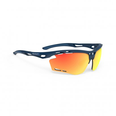 Propulse Blue Navy Matte / Multilaser Orange