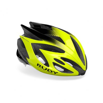 Rush Yellow Fluo Black Shiny