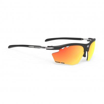 Rydon NEW Running Black Matte - Multilaser Orange
