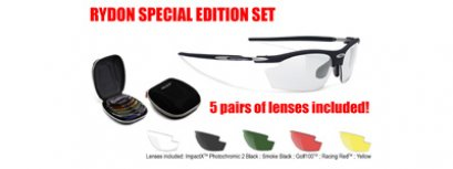 Rydon Special Edition Set 5 Pairs of Lenses