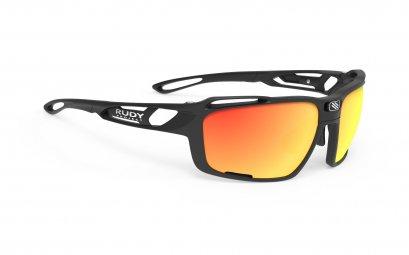 Sintryx Matte Black - Polar 3FX HDR Multilaser Orange