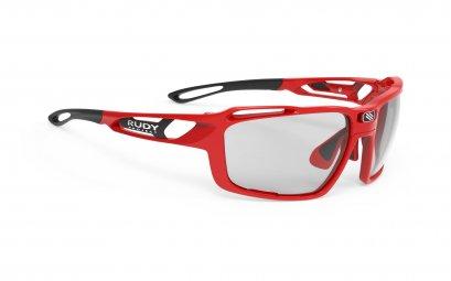 Sintryx  Fire red gloss - Impactx Photochromic 2 Black
