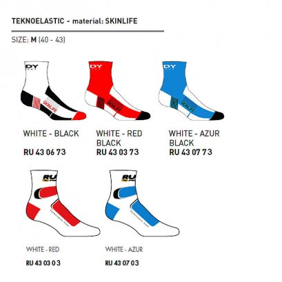 Rudy Project Skinlife socks