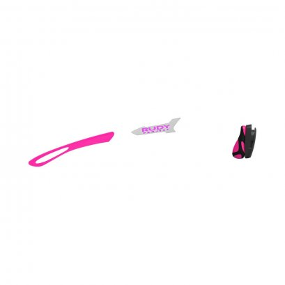 Set Tralyx Fuxia / Fuxia White / Black Gloss Fuxia