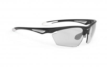 Stratofly Black Gloss White - ImpactX Photochromic 2 Black