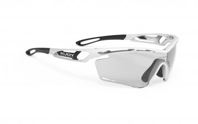 Tralyx White Gloss - ImpactX Photochromic 2 Black