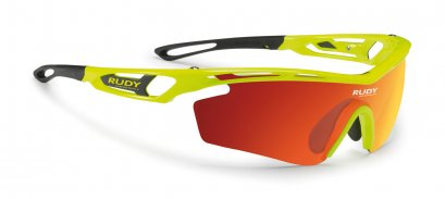 Tralyx SX Yellow Fluo - Multilaser Orange