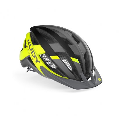 Venger Cross Titanium-Yellow Fluo (Matte)