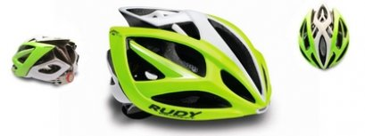 Airstorm Lime Fluo - White Shiny (size L only)
