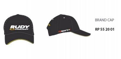 Brand Cap - Black