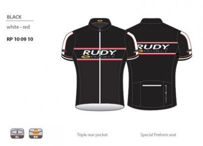 Racing Pro Black Jersey