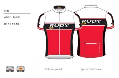 Racing Pro Red Jersey
