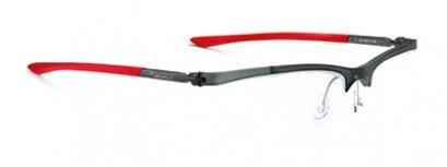 Frame Indyo SUF 07 Frozen Ash / Red * ราคาเฉพาะกรอบแว่น ไม่รวมคลิปออนสายตา ( Frame only )