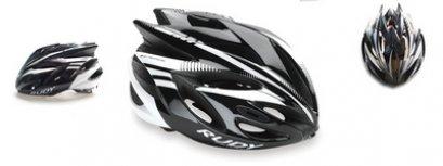Rush Black - White Shiny (Size S only)
