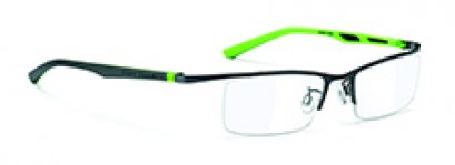 DNA Half Rim  Gun-grey-lime