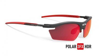 Rydon Graphite / Polar 3FX HDR Multilaser Red