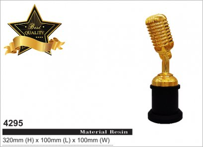 Sculpture trophy ประติมากรรมถ้วยรางวัล 4295