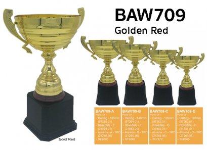 รุ่น BAW709 Gold Red