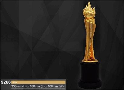 Sculpture trophy ประติมากรรมถ้วยรางวัล 9266