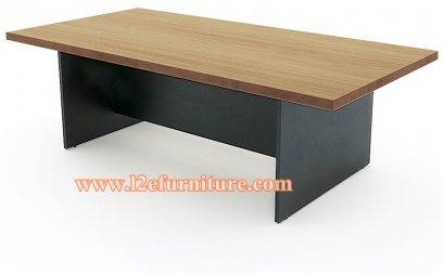 โต๊ะประชุมขาไม้ รุ่น LCF-2412